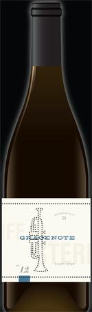 Gracenote Pinot bottleshot
